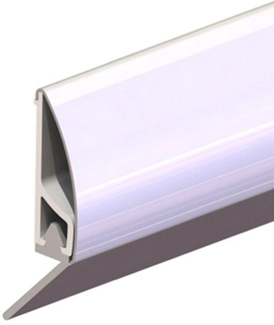 Ellen Dorpelstrip RDS-100 - Inox RVS - 100 cm