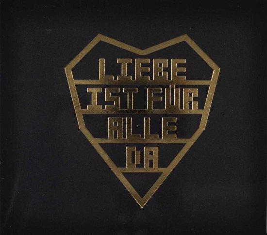 CD cover van Liebe Ist Fur Alle Da (Deluxe Edition) van Rammstein