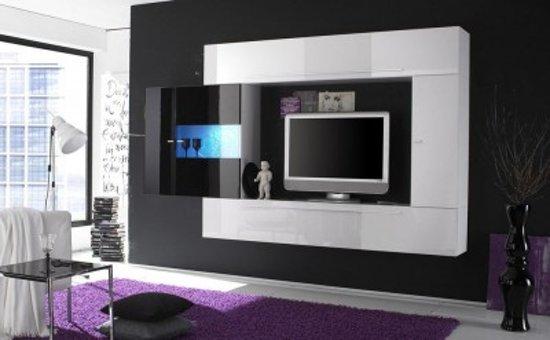 Beste bol.com   Benvenuto Design Acilia TV wandmeubel Outlet DJ-17