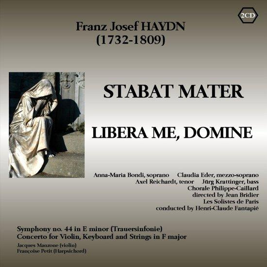 Stabat Mater-Libera Me,Domine