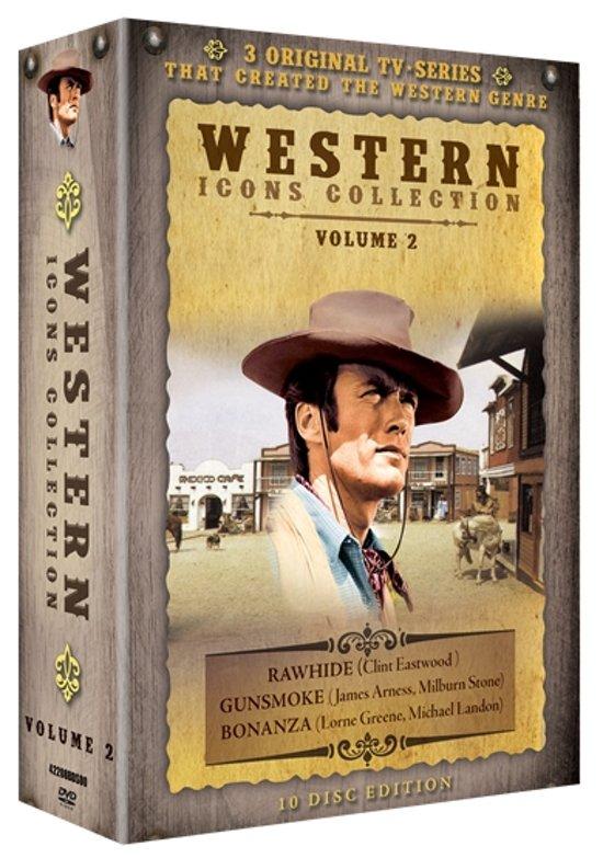 Cover van de film 'Western Icons Collection 2'