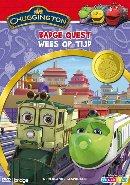 Chuggington Badge Quest 3