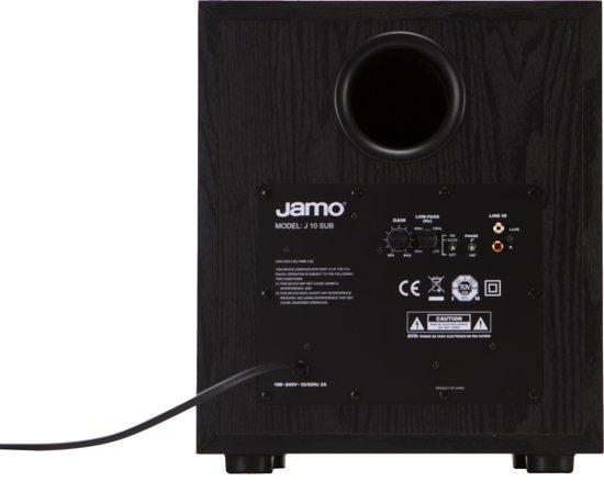Jamo J 10 Zwart