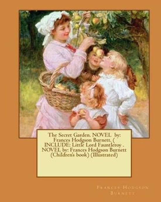 Bol The Secret Garden Novel By Frances Hodgson Burnett