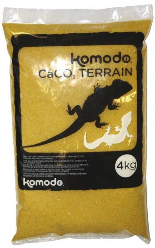 Komodo Caco Zand - Caramel - 4 kg