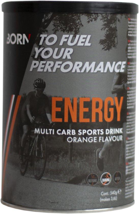 ENERGY MULTI CARBO 540GR. (ENERGY DRINK)