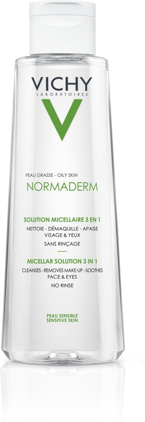 Vichy Normaderm 3-in-1 Micellar Solution - 200 ml