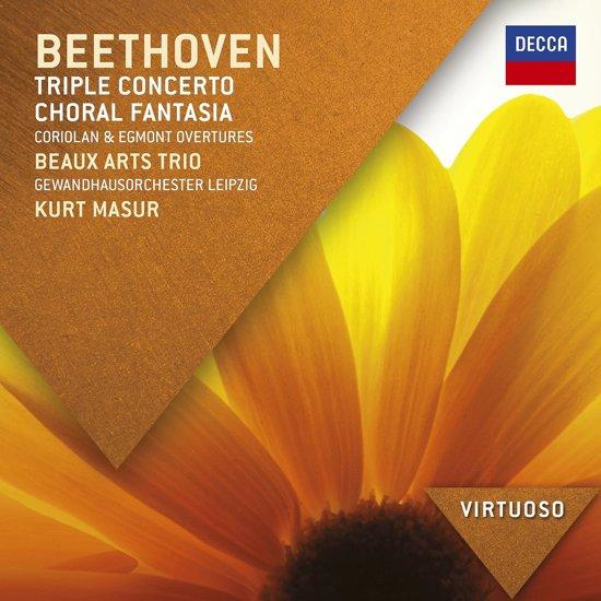 Triple Concerto; Choral Fantasia (Virtuoso)