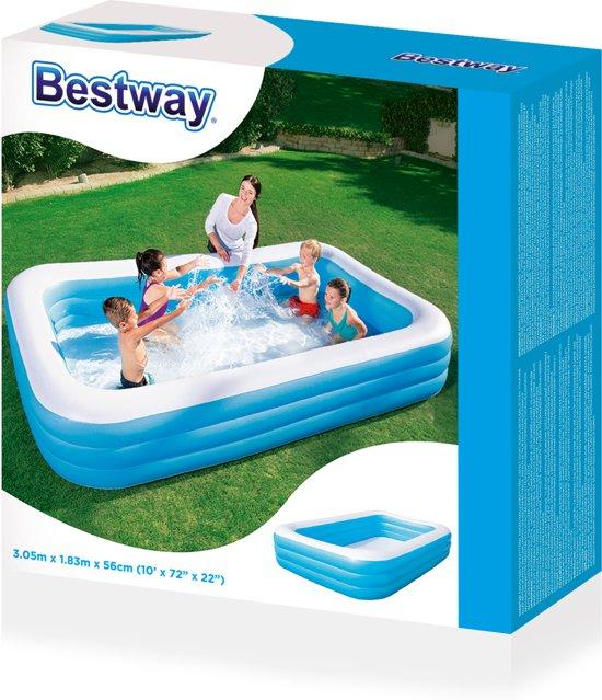 Bestway Opblaasbaar Zwembad 305 x 183 x 56 cm
