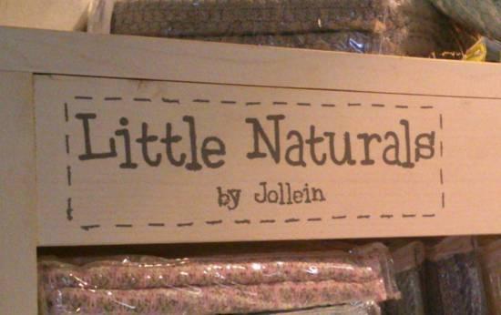Jollein Little Naturals Chevron - Wiegdeken 75 x 100 cm - Roze
