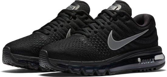 Nike Air Max 2017 Sneakers Dames - zwart - Maat 36