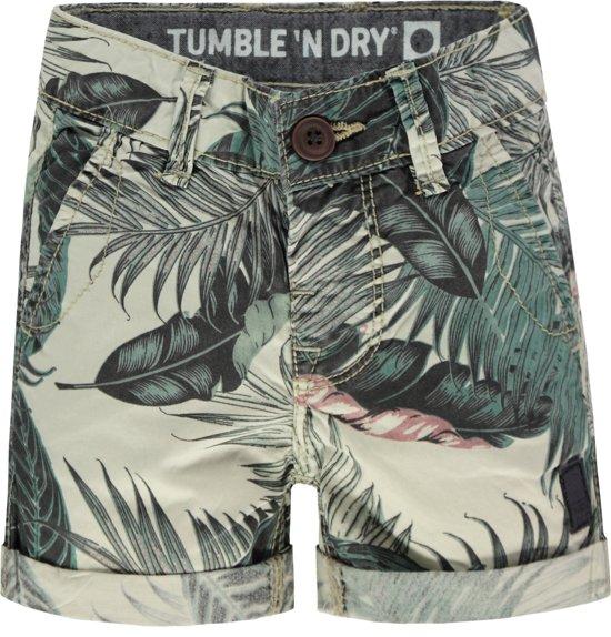 Tumble 'n dry Jongens Broek Ning -  jungle green  -  maat 86
