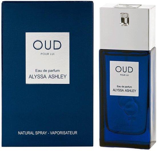 MULTI BUNDEL 3 stuks Alyssa Ashley Oud Pour Lui Eau De Perfume Spray 30ml