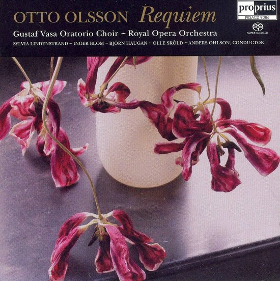 Requiem (Ohlson, Royal Opera Orch.) [sacd/cd Hybrid]