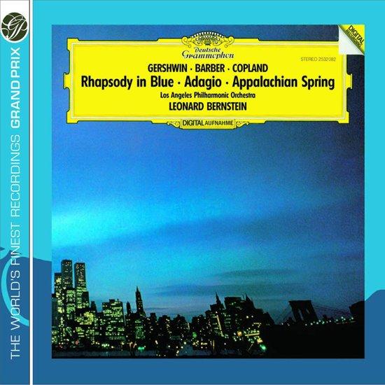 Rhapsody In Blue/Appalachian Spring/Adagio
