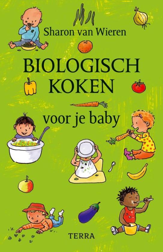 Biologisch koken voor je baby