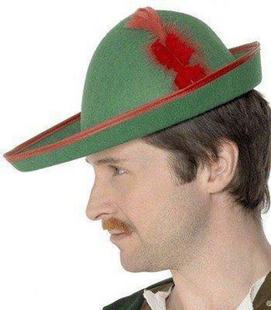 b6c433378cd Oktoberfest Robin Hood hoedje. Bekijk video. Smiffys