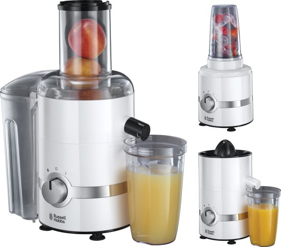 Russell Hobbs 22700-56 3in1 Ultimate Juicer - Sapcentrifuge