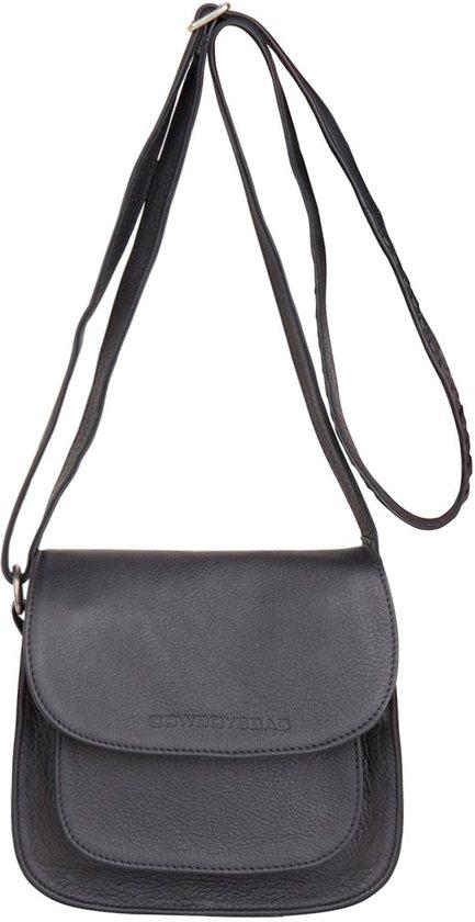 4d12e823cc5 bol.com | Cowboysbag Bag Whiton - Black