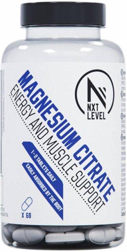 Magnesium Citraat - Vitamines En Mineralen