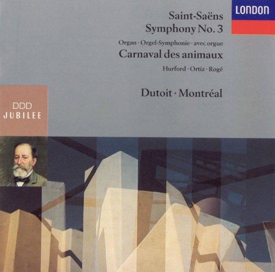 Symphony No.3 Le Carnaval Des Animaux