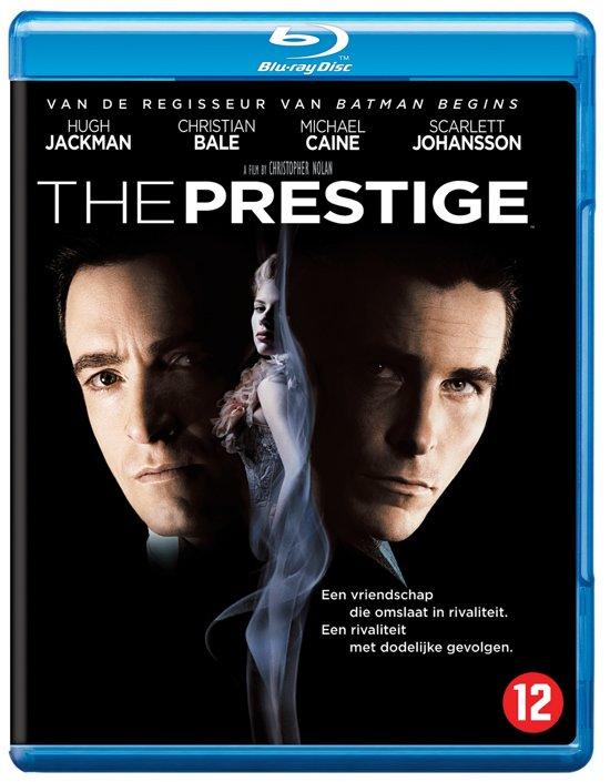 Cover van de film 'The Prestige'