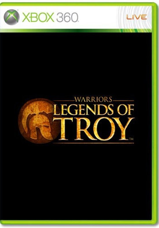 Warriors, Legends of Troy  Xbox 360