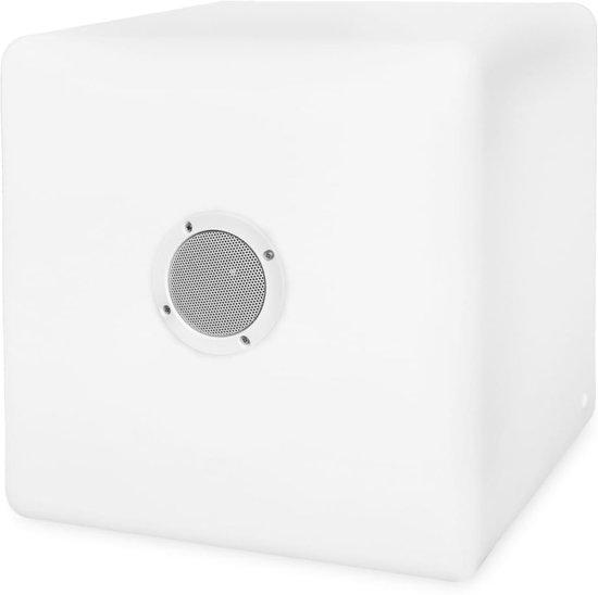 Smooz Cube 40 RGB verlichtingsset (bluetooth speaker)