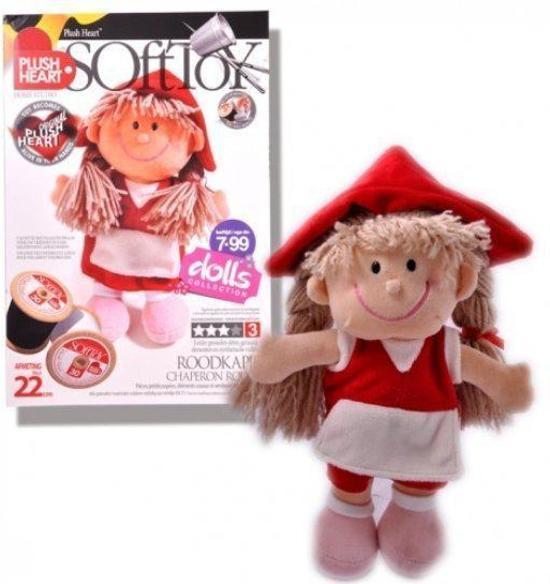 Extreem bol.com   Soft Toy Zelf knuffels maken Roodkapje, Merkloos   Speelgoed #GZ25