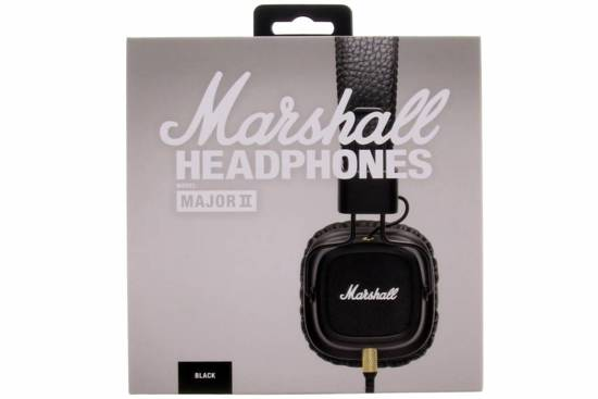 Marshall Major 2 Zwart