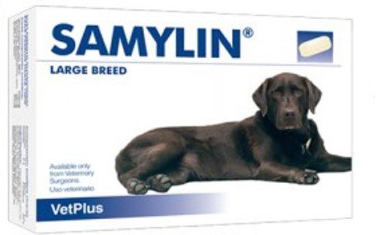 Vetplus Samylin tabletten - grote hond