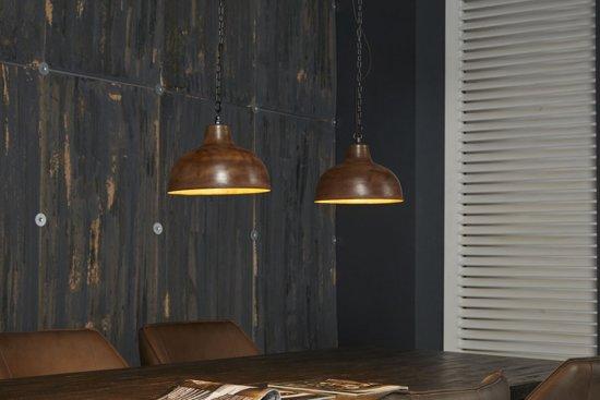 Industri le hanglamp kirov eetkamertafel ketting for Kleine industriele hanglamp