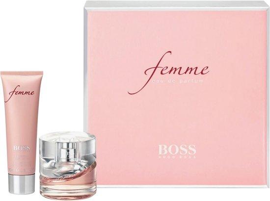 reliable quality shades of buy popular bol.com   Hugo Boss Femme EDP 50 ml + 100 ml Body Lotion ...