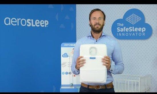 Sleep Safe Pack Evolution - Kindermatras als beste getest! Maat: 60 x120 (ledikant)