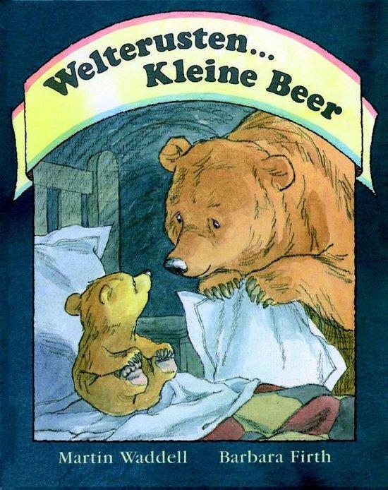 Afbeeldingsresultaat voor beer kan niet slapen