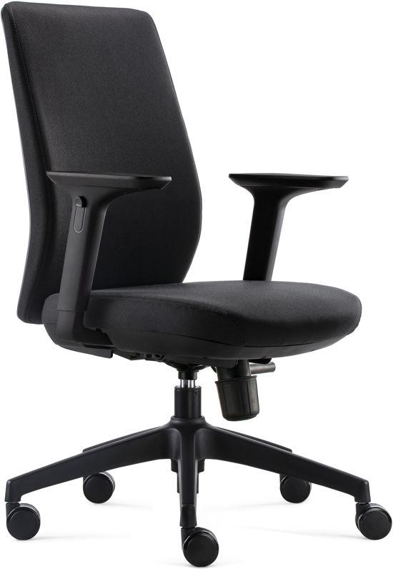 Verstelbare Bureaustoel Zwart.Bol Com Bens 918 Eco 1 Mooie Ergonomische Bureaustoel Met In