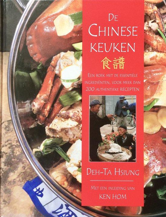 506435b373c bol.com | De Chinese Keuken, Deh-Ta Hsiung | 9789024605477 | Boeken