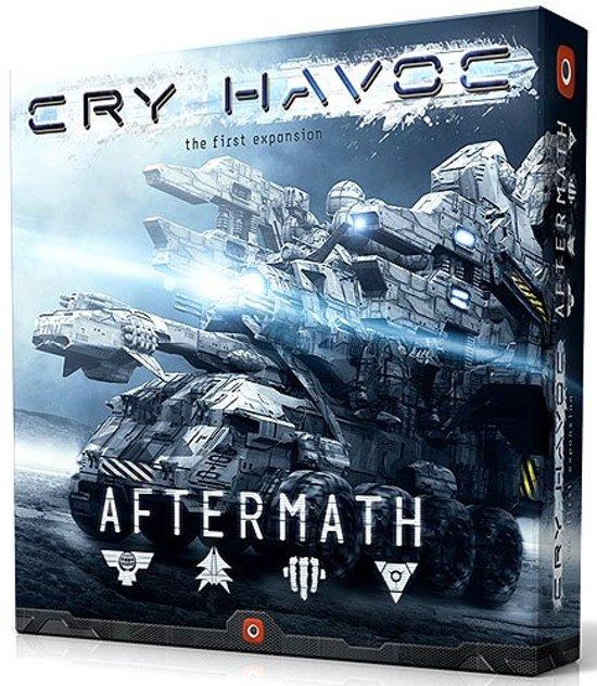 Asmodee Cry Havoc Aftermath - EN
