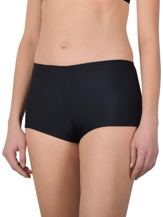 Badgoed Naturana-Bikini broek-72282-Zwart-42