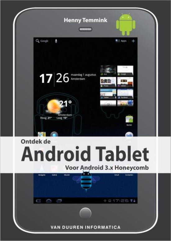 Ontdek! - Ontdek de Android Tablet - Henny Temmink pdf epub