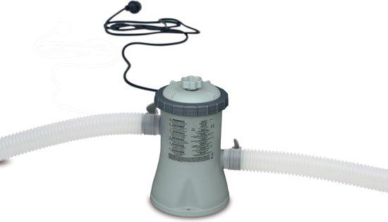 Intex zwembad filterpomp 12v 1250 l uur for Filterpomp zwembad