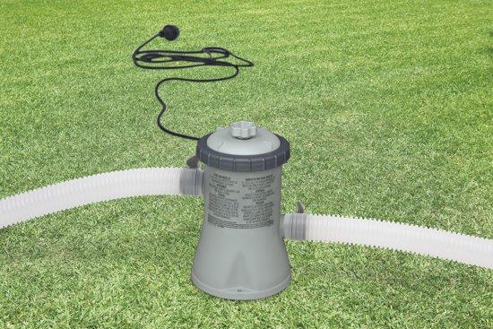 Intex Zwembad Filterpomp 12V - 1250 L/uur