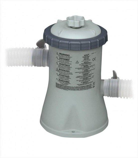 Intex Filterpomp 12V 1250L
