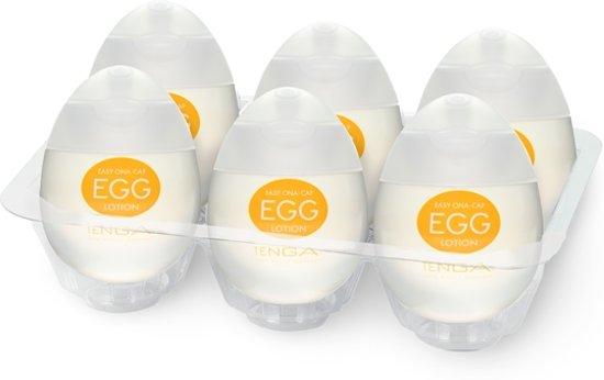 Tenga Egg Glijmiddel Waterbasis - 6 Stuks
