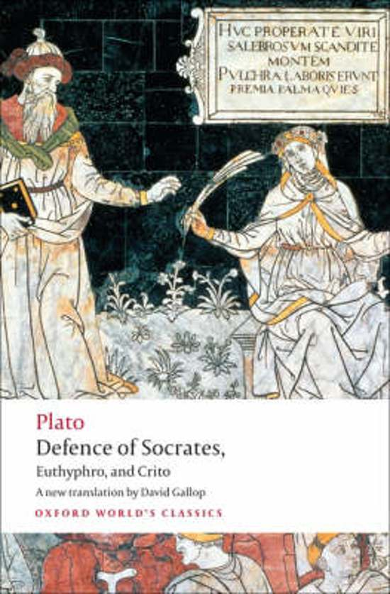antigone vs socrates crito He offers his help to socrates to escape from prison the main text of the dialogue is socrates' analysis of crito's arguments why he should escape from prison.