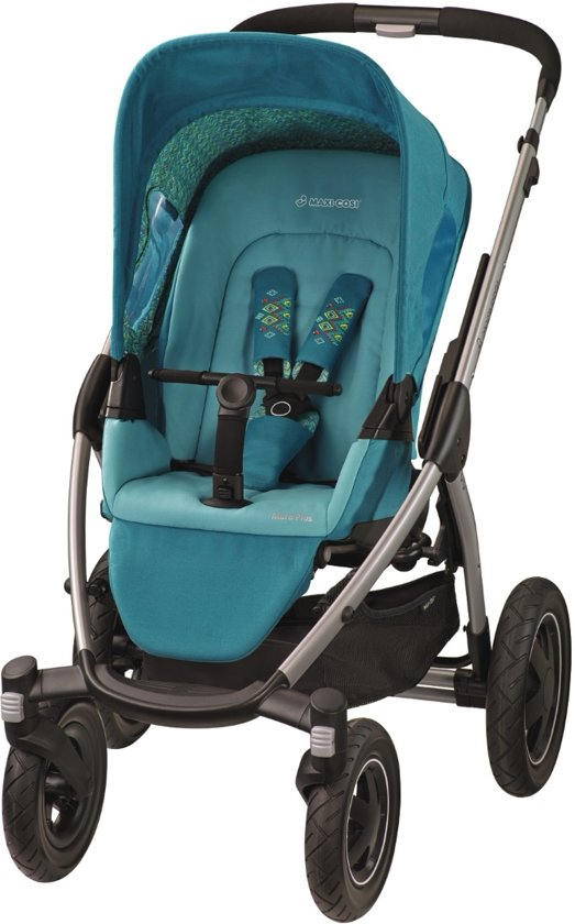 maxi cosi mura plus 4 kinderwagen mosaic blue. Black Bedroom Furniture Sets. Home Design Ideas