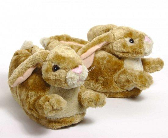 Animaux Adultes Pantoufles Bunny 6ECNz8Kkd8