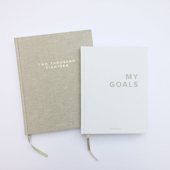essentialiving planner 2018 plus werkboek