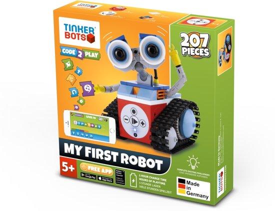 9200000091253959 - 10x Speelgoed voor kinderen om te leren programmeren & coderen
