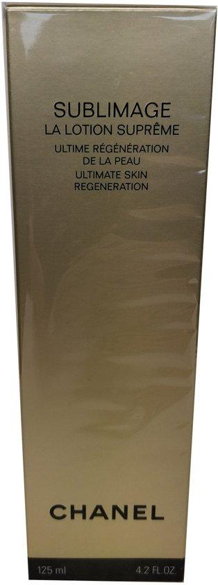 Chanel - Sublimage la lotion supreme - Ultimate skin regeneration - 125 ml